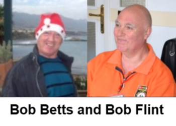 Bob Betts and Bob Flint