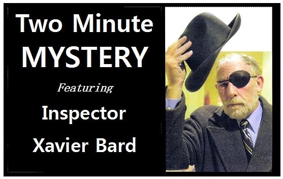 Police Inspector, Xavier Bard